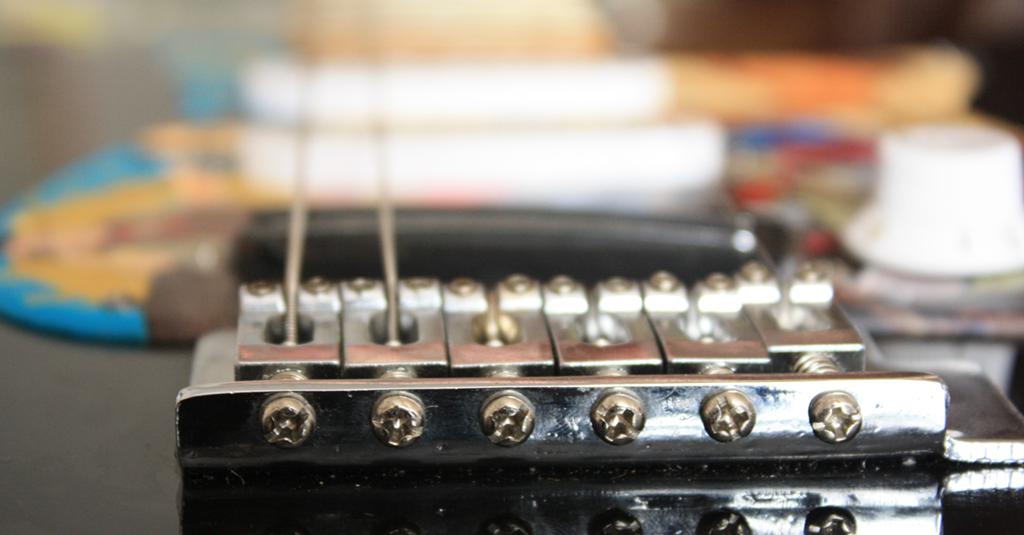 Modifying My Cheap Guitar - Part I - The Wiring